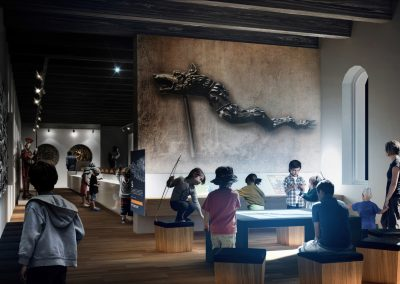 Museum Design (Iron-Gates Region Museum)